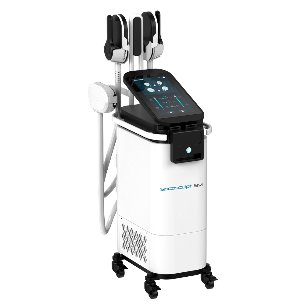4 Handles Muscle Stimulator Multi RF Sincosculpt NEO